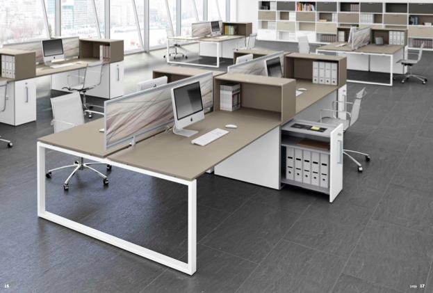 Muebles Oficina Modernos.Mobiliario De Oficina Lineas Modernas Muebles Toscana Guinea