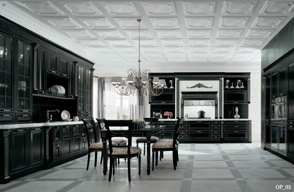 Muebles de cocina clasicos simple de cocina en rivas y for Factory de muebles en madrid