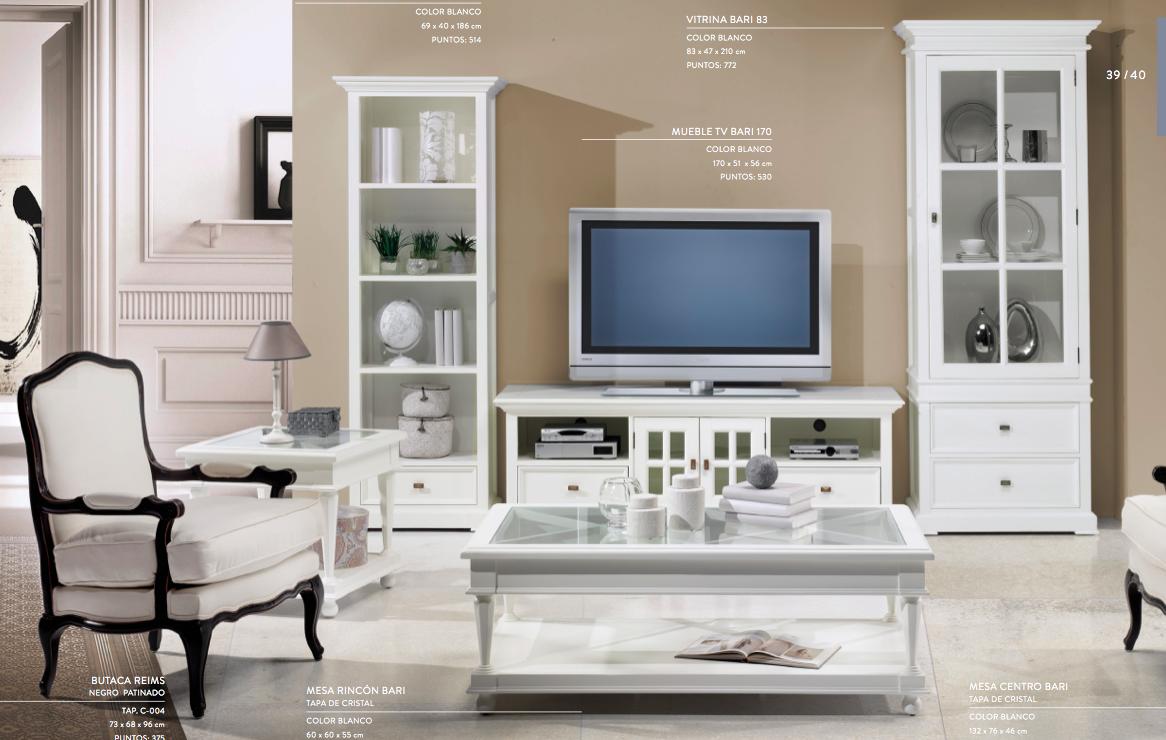 Muebles Color Blanco Sal N Colonial Muebles Toscana Guinea # Muebles Patinados En Blanco