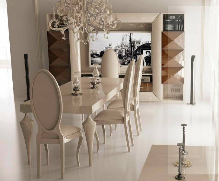 Comedor contemporáneo - Muebles Toscana Guinea